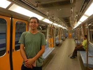 métro du Caire