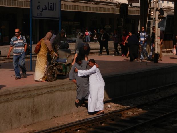Ramses station Caire