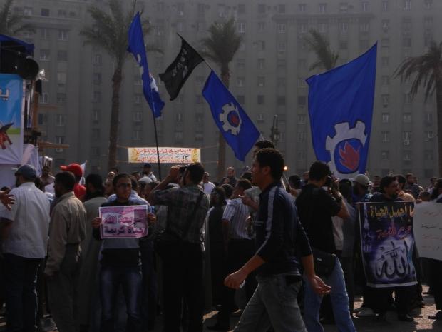 salafistes Tahrir Caire