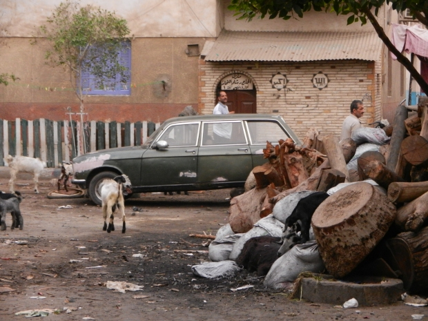 Maadi Le Caire