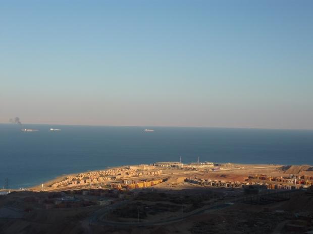 porto soukhna Egypte