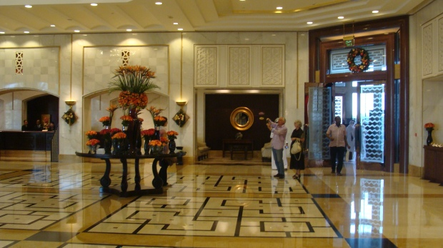 Ritz Doha Qatar