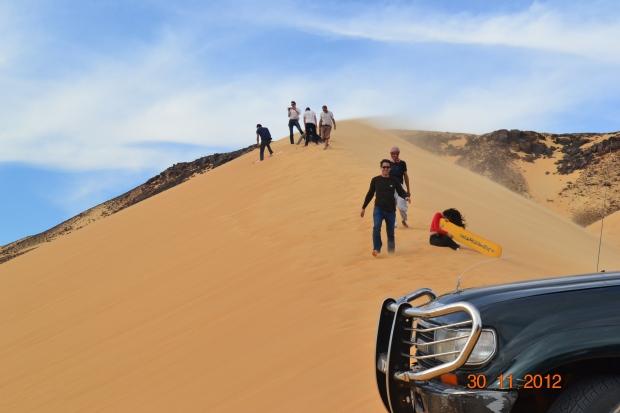 Désert Egypte