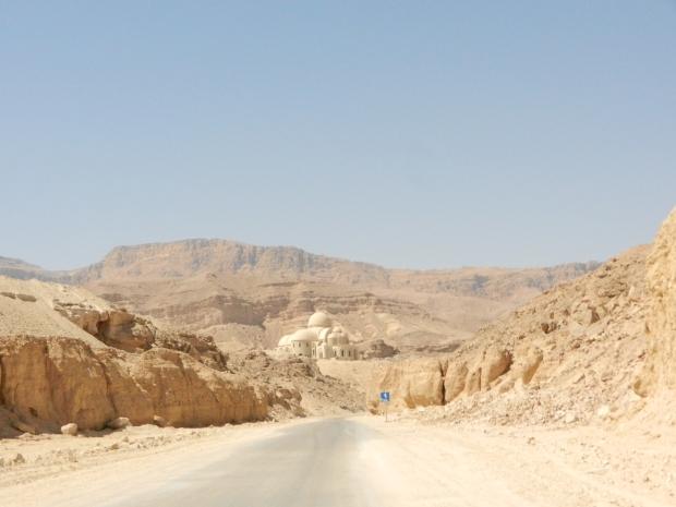 monastères Egypte