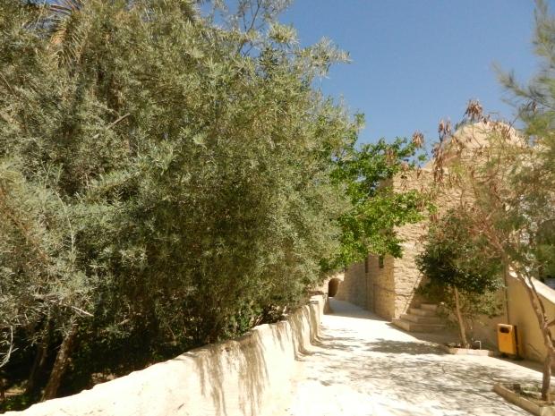 monastère Saint Paul Egypte