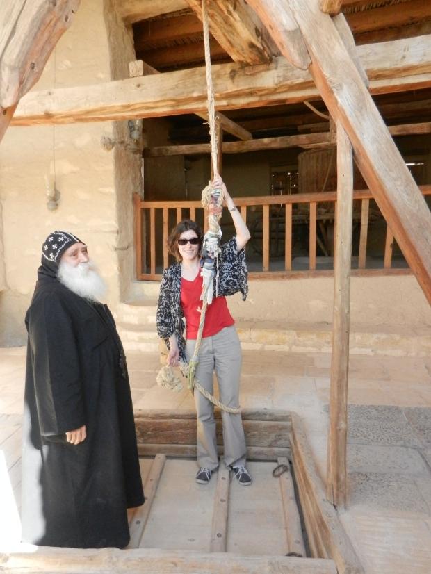 monastère Saint Antoine Egypte