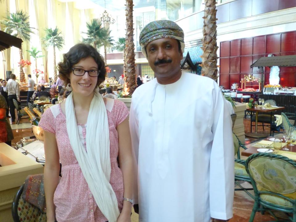 La maison de pain d pices le ritz de doha azimut monde for Maison du monde qatar