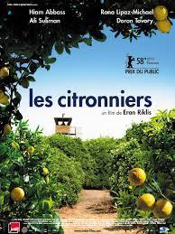 les citronniers cisjordanie