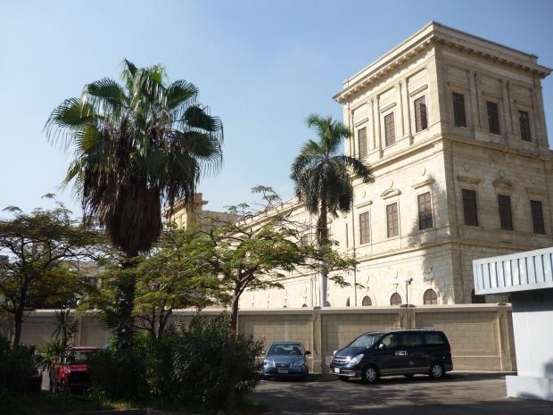 parlement Le Caire
