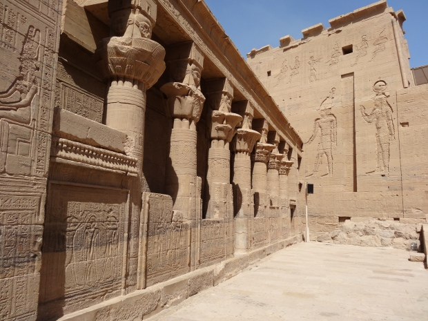 temple Philae Egypte