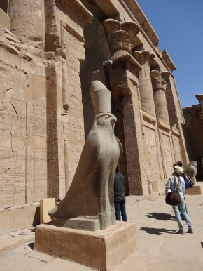 Edfou Horus