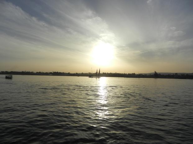 Haute Egypte Nil