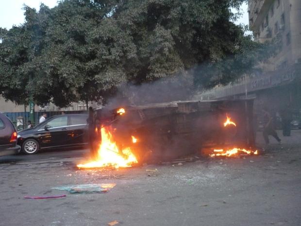 Le Caire Tahrir