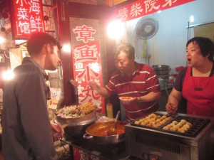 Snack street Chine