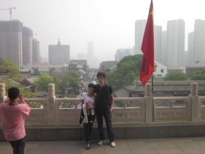 Antonin au port de Pékin