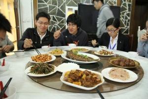 repas Chine