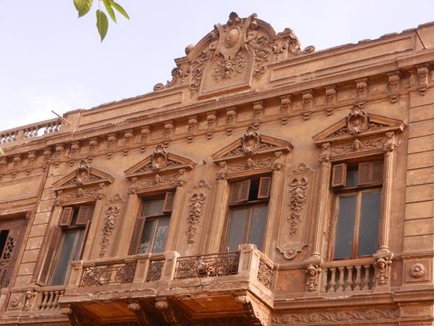 architecture Caire