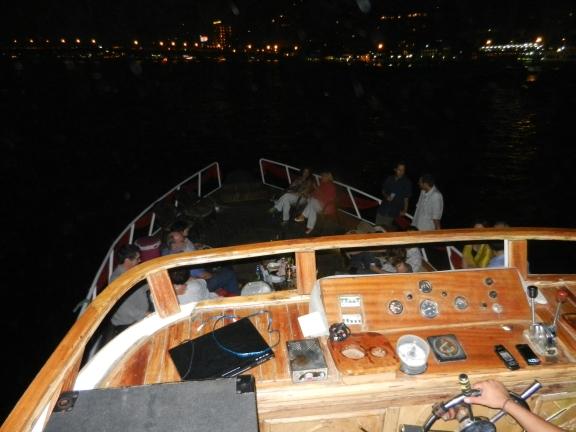 bateau Nil