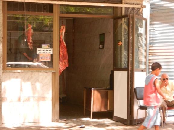boucherie Caire