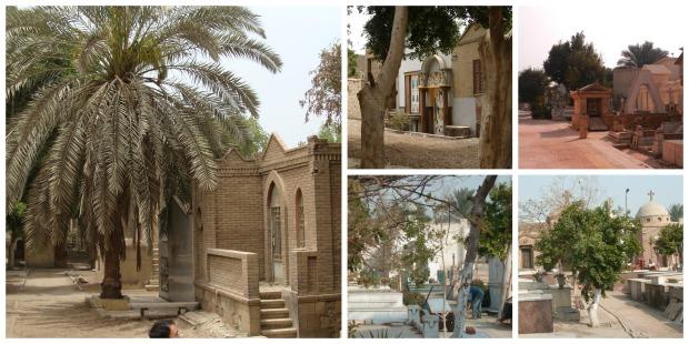 cimetière Caire copte