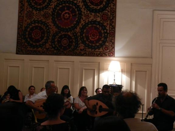 concert IFAO Caire