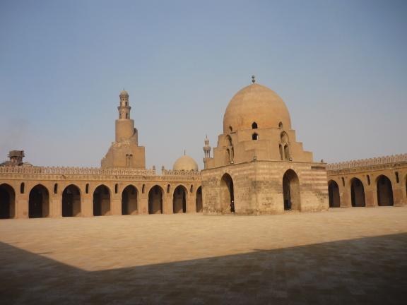cour Ibn Tulum