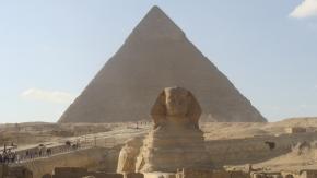 Barry's pyramides Egypte