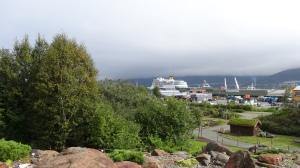 Tromso botanique