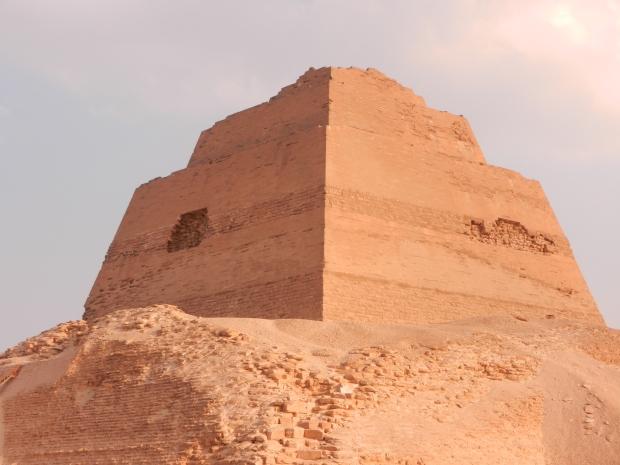 pyramide de Meïdoum