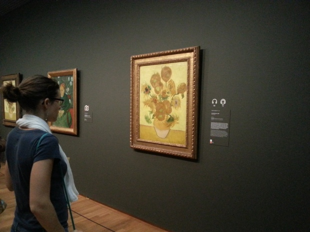 musée Van Gogh Amsterdam