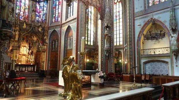Amsterdam église François Xavier