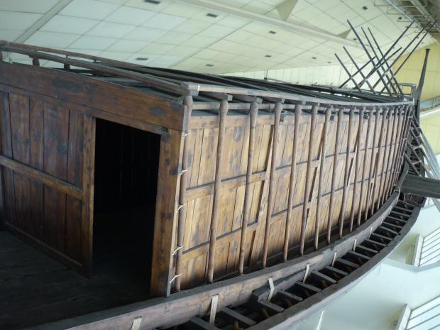 bateau solaire Guizeh
