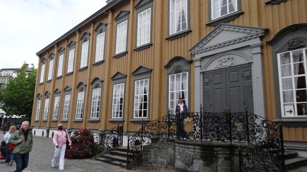 Trondheim croisière Norvège