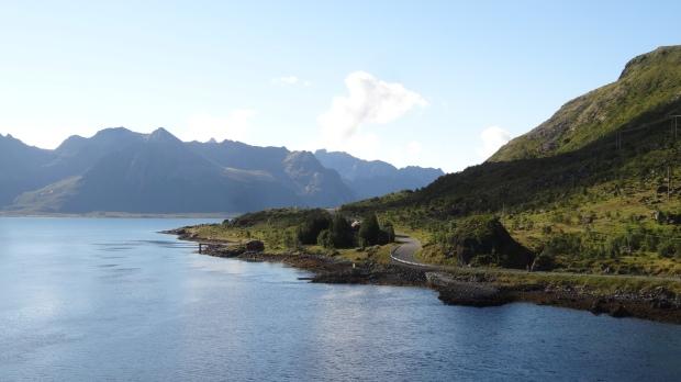 croisière Iles Lofoten