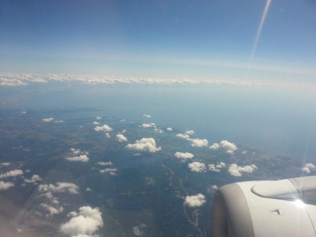 Oslo Norvège du ciel