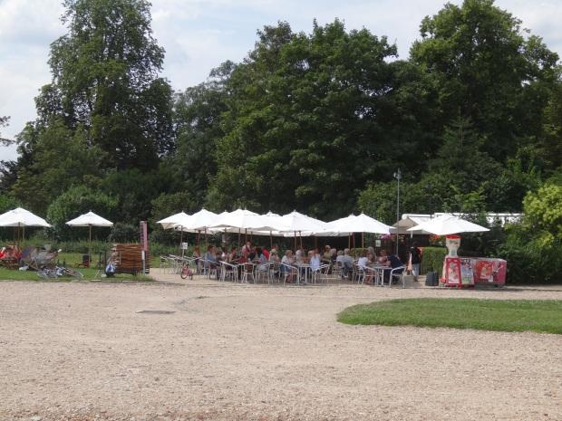 parc Saint Germain en Laye