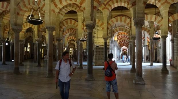 grande mosquée cordoue