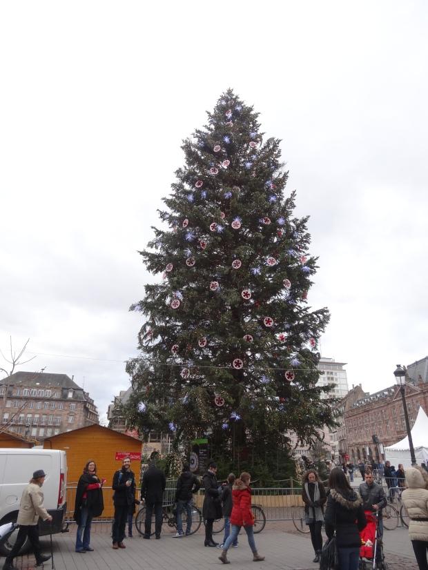 marché Noël Strasbourg
