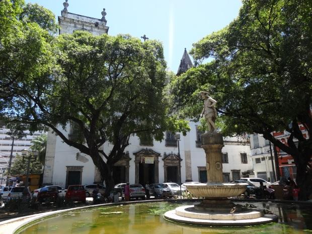 Recife croisière