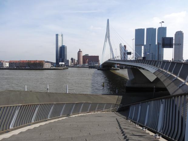 port Rotterdam spido