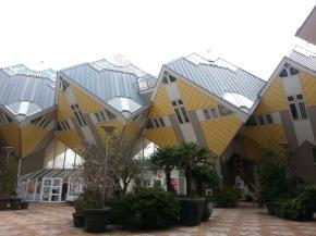 maison cube Rotterdam