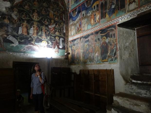 monastères Chypre Troodos