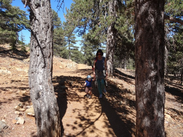 Mont Olympe Chypre troodos